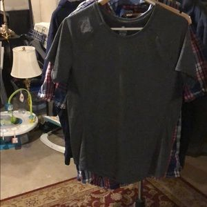 Old Navy Active Semi Fitted Workout Shirt (Large)